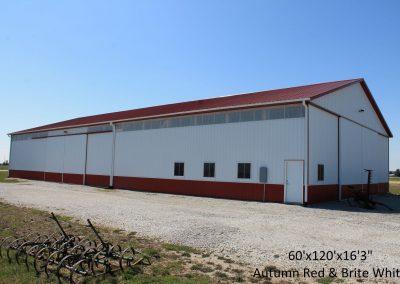 livestock building